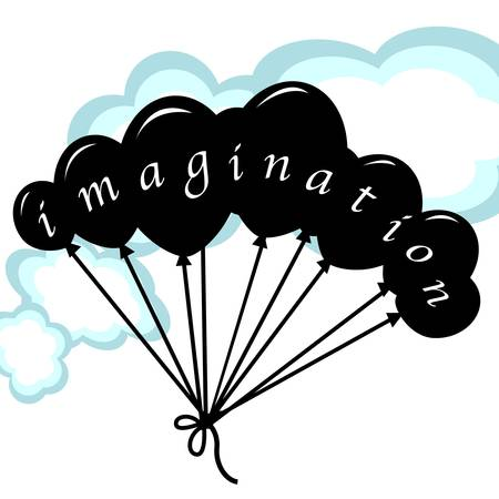 blows: imagination balloons in the sky