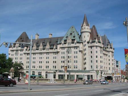 Parlement gebouwen in Canada