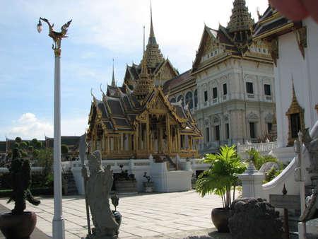 the grand palace: Grand Palace in Bangkok, Thailand