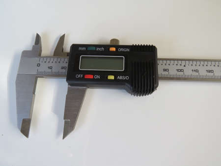 readout: Vernier caliper used for measurement in engineering