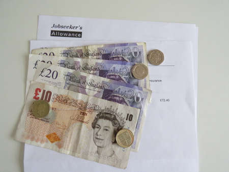 seekers: The amount currently paid by the UK government to people looking for work