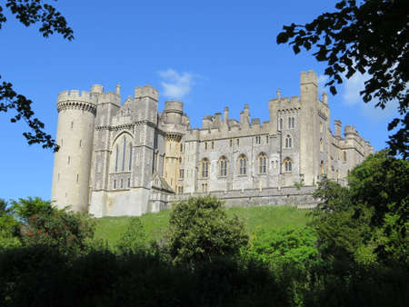 Arundel Castle in Sussex,UK.