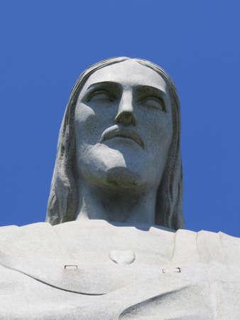 janeiro: Christ the Redeemer statue in Rio de Janeiro, Brazil.