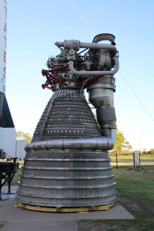 propulsion: Engine for propelling a rocket into space.
