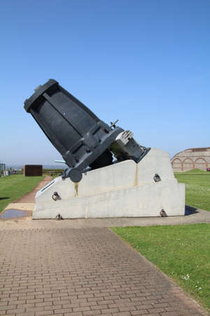 Mallet's Mortar is the largest-bore artillery piece ever built, Completed in 1857, it was designed to destroy fortifications, but never fired a shot in anger.
