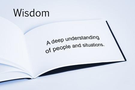 Wisdom Concept and Book Definition