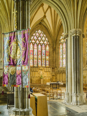 Wells Cathedral Interior 報道画像