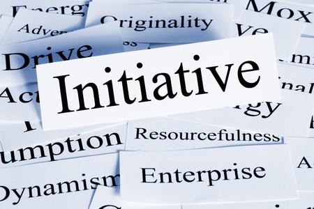 Initiative Concept Words