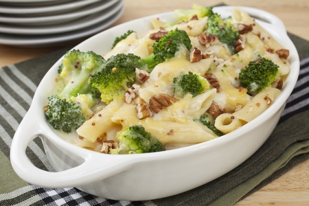 Pasta Bake with Broccoli