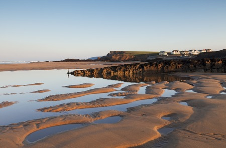 Bude Cornwall England Summerleaze Beach