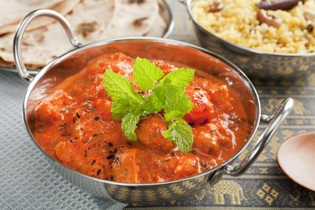 Chicken Tikka Masala Indian Curry