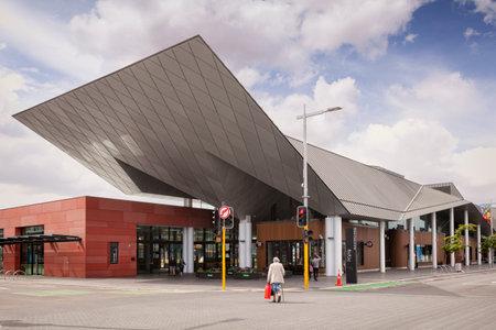 Christchurch Interchange New Zealand