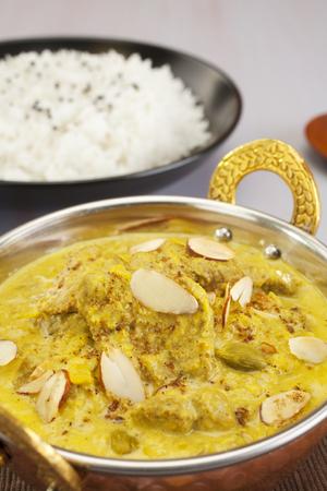 Lamb Pasanda Indian Curry Food  Meal Cuisine