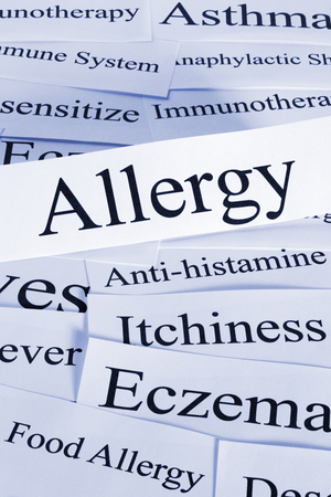 Allergy Concept and Examples