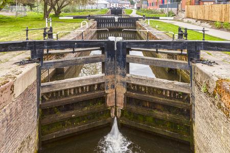 Diglis Canal Locks, Worcester