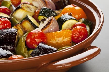 Mediterranean Vegetables Roast