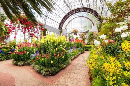 Winter Gardens, Auckland, New Zealand