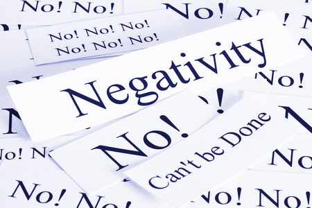Negativity Concept in Words