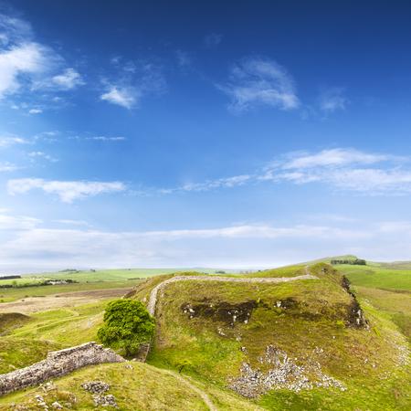 Sycamore Gap Hadrians Wall UK