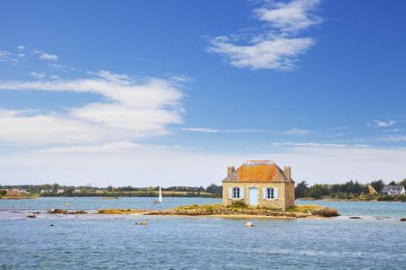 Saint Cado Island Brittany France