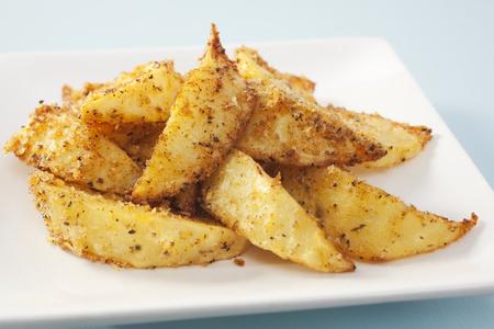 Potato Wedges with Cajun Seasoning
