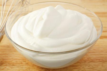 Whipped Cream pr Yoghurt
