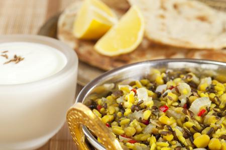 Dhal Indian Vegetarian Food