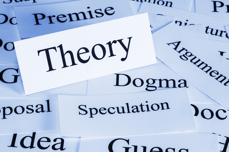 Theory Concept in Words