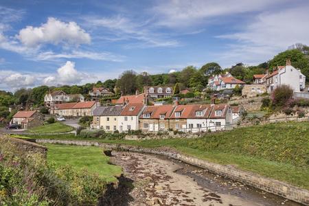 Sandsend Village, Whiby UK