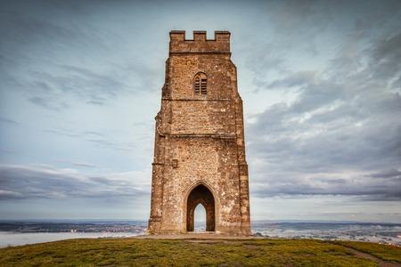 St Michaels Tower, Glastonbury Tor