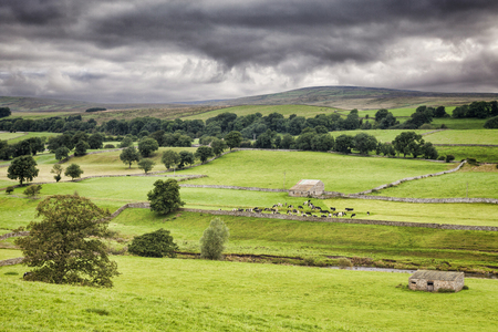 Yorkshire Dales Royaume-Uni