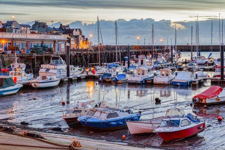 Bridlington Harbour East Yorkshire UK