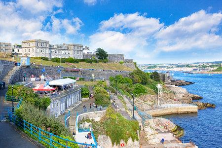 Plymouth Waterfront Devon UK