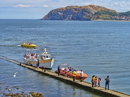 Llandudno Boat Rides 新聞圖片