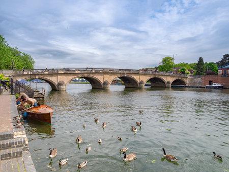 River Thames and Henley Bridge, Henley-on-Thames
