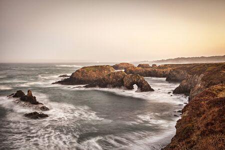 Mendocino Headlands California