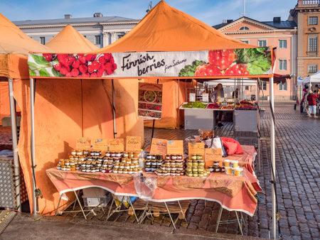 Market Stall, Helsnki, Finland