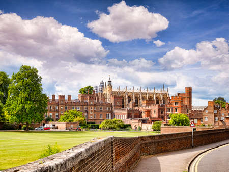 Eton College, Windsor, London, UK 新闻类图片