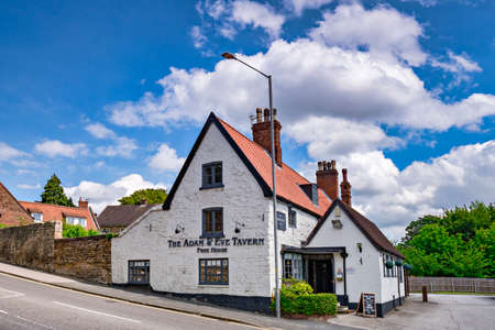 Lincoln, Adam and Eve Tavern, UK