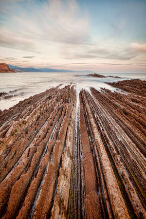 Flysh Formations, Zumaia
