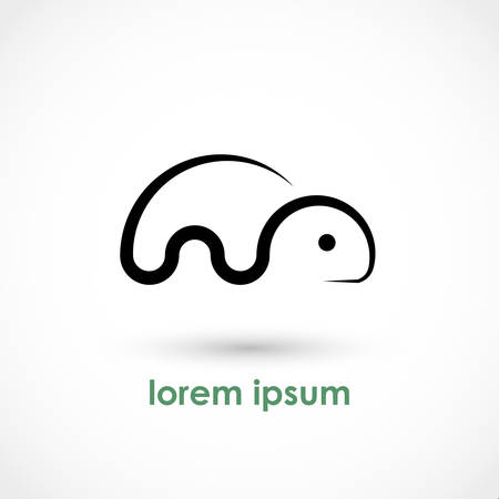 illustration of a turtle symbol
