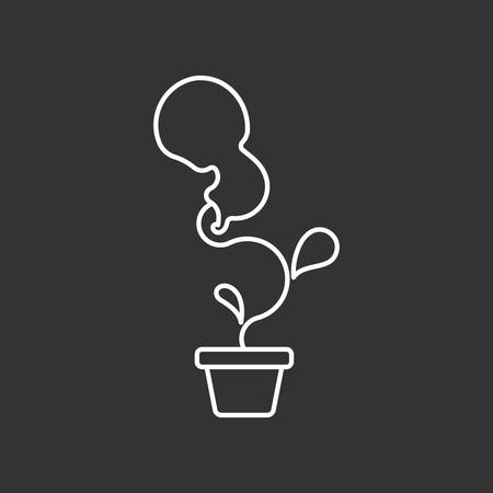 Baby Seed Vector illustration