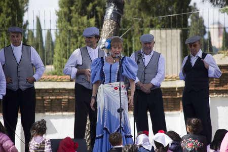 isidro: May 2013, San Isidro, Madrid  Editorial