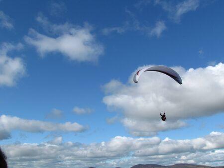 paraglide: Paragliding