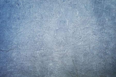 vignette: Dark blue concrete texture. Natural surface, background and wallpaper. Vignette