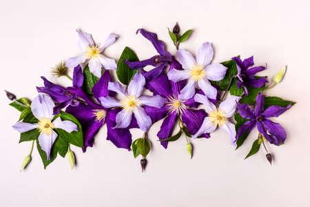 Summer floral composition.
