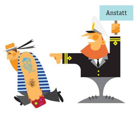 vacancy: vacancy  Illustration