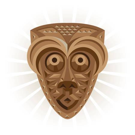 Africa.Ritual mask