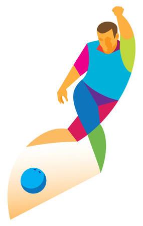 bowler: Bowler Illustration