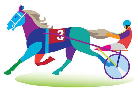 racecourse: Trotting